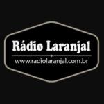 Logo da emissora Rádio Laranjal
