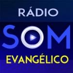 Logo da emissora Rádio Som Evangélico