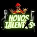 Logo da emissora Novos Talentos Vila Renascer FM
