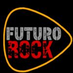 Logo da emissora Futuro Rock