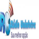 Logo da emissora Rádio Uninfotec