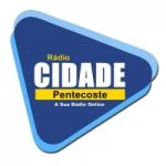 Logo da emissora Rádio Cidade de Pentecoste