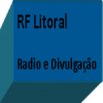 Logo da emissora Web Rádio RF Litoral