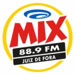 Logo da emissora Rádio Mix 88.9 FM