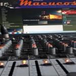 Logo da emissora Web Rádio Macucos