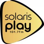 Logo da emissora Rádio Solaris Play 101.7 FM