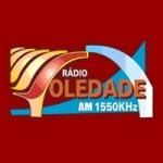 Logo da emissora Rádio Soledade 1550 AM