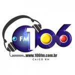 Logo da emissora Rádio Solidariedade 106 FM