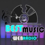 Logo da emissora Rádio Best Music