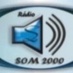 Logo da emissora Rádio Som 2000 AM 1440
