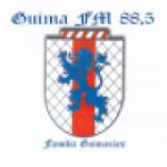 Logo da emissora Rádio Guima 88.5 FM