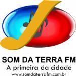 Logo da emissora Rádio Som da Terra 104.9 FM