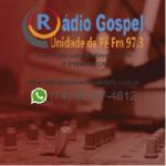 Logo da emissora Rádio Gospel Unidade Da Fé FM