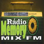 Logo da emissora Rádio Memory Mix FM