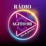 Logo da emissora Rádio Agito 98