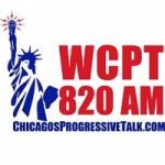 Logo da emissora Radio WCPT 820 AM