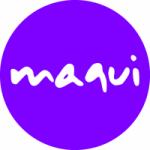 Logo da emissora Maqui Online Radio