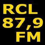 Logo da emissora Rádio RCL 87.9 FM
