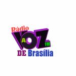 Logo da emissora Rádio A Voz De Brasília FM