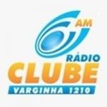 Logo da emissora Rádio Clube 1210 AM