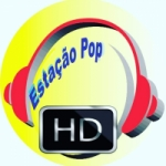 Logo da emissora Web Rádio Estação Pop Barreiras