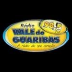 Logo da emissora Rádio Vale do Guaribas 98.5 FM