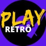 Logo da emissora Web Rádio Play Retrô