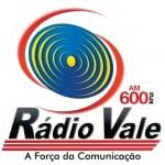 Logo da emissora Rádio Vale 600 AM