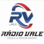 Logo da emissora Rádio Vale 90.5 FM