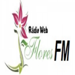 Logo da emissora Rádio Flores FM