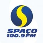 Logo da emissora Rádio Spaço 100.9 FM