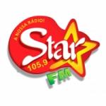 Logo da emissora Rádio Star 105.9 FM