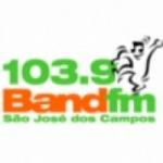 Logo da emissora Rádio Band 103.9 FM