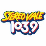 Logo da emissora Rádio Stereo Vale 103.9 FM