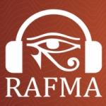 Logo da emissora Web Rádio Rafma