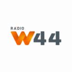 Logo da emissora Rádio W44