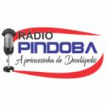 Logo da emissora Rádio Pindoba