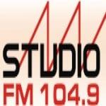 Logo da emissora Rádio Studio 104.9 FM