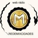 Logo da emissora Web Rádio Rede Mix Cidades