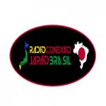 Logo da emissora Rádio Conexão Japão Brasil
