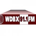 Logo da emissora Radio WDBX 91.1 FM