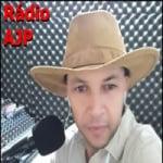 Logo da emissora Web Rádio AJP