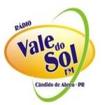 Logo da emissora Rádio Vale do Sol FM