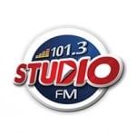 Logo da emissora Rádio Studio 101.3 FM