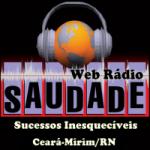 Logo da emissora Saudade Web Rádio