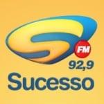 Logo da emissora Rádio Sucesso 92.9 FM