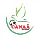 Logo da emissora Canaã Web Rádio