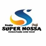 Logo da emissora Rádio Super Nossa FM