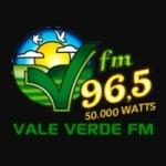 Logo da emissora Rádio Vale Verde 96.5 FM