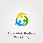 Logo da emissora Taru Web Rádio e Marketing